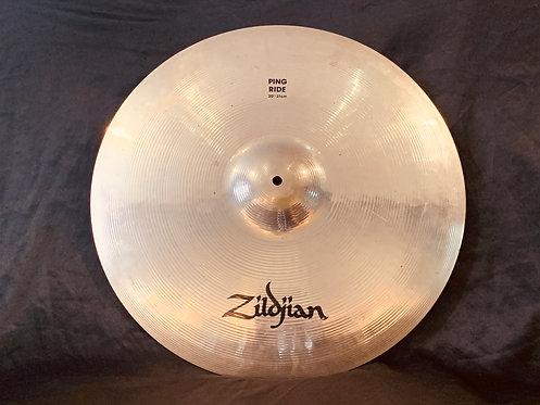 """Zildjian Avedis 20"""" Ping Ride"""