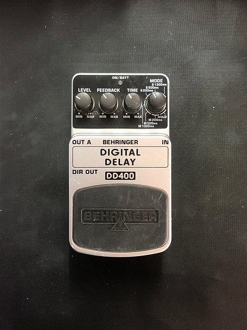 Behringer DD400 Digital Delay