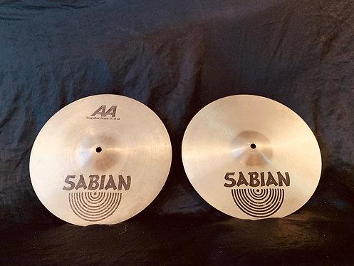 """Sabian AA 13"""" Regular Hi-Hats"""