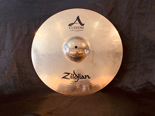 "Zildjian A Custom 18"" Projection Crash"