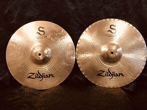 "Zildjian S Series 14"" Mastersound Hi-Hats"