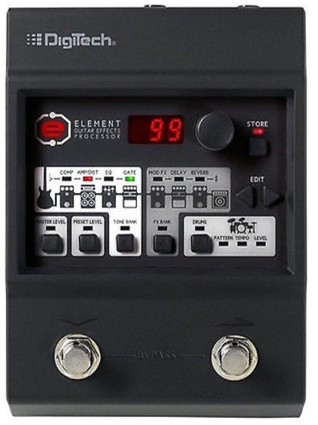 Digitech Element Guitar Effects Processor