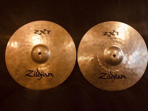 """Zildjian ZXT 14"""" Rock Hi-Hats"""
