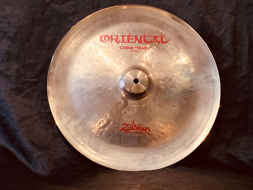 "Zildjian Oriental 16"" China Trash"