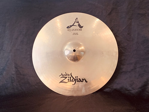 "Zildjian A Custom 17"" Crash"