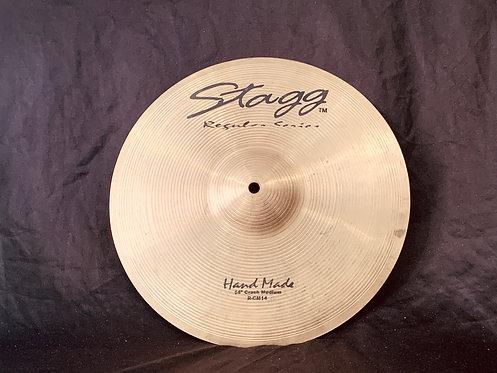 "Stagg Hand Made 14"" Medium Crash"
