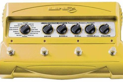 Line 6 DM4 Distortion Modeller