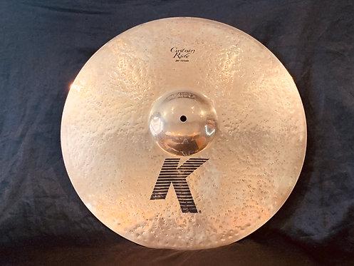 """Zildjian K 20"""" Custom Ride"""