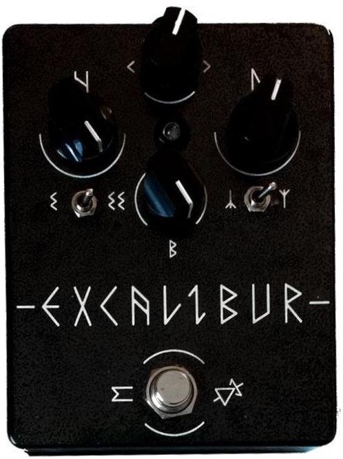 Deiode Pedals Excalibur Dark Fuzz
