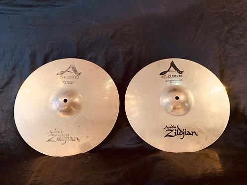"Zildjian A Custom 14"" Hi-Hats"
