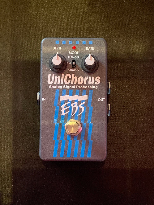 EBS UniChorus Analog Signal Processing