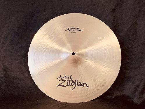 """Zildjian Avedis 16"""" Medium Thin Crash Regular Finish"""