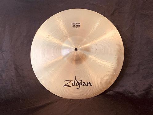 """Zildjian Avedis 18"""" Medium CrashRegular"""
