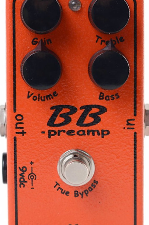 Xotic Effects BB Pre-amp