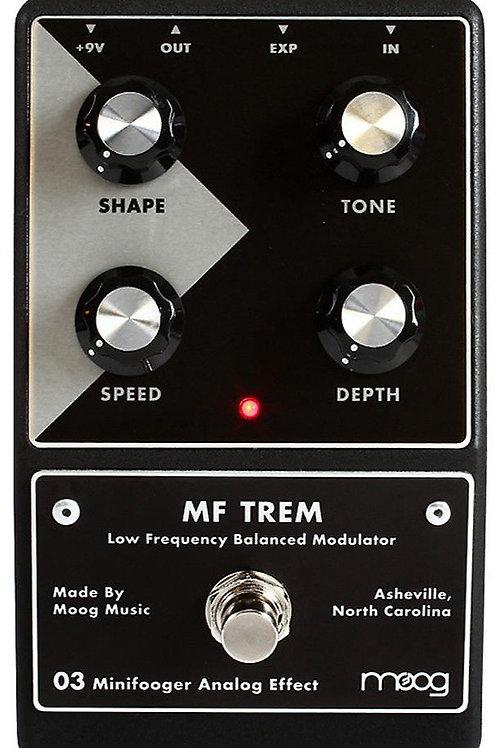 Moog Minifooger Analog Effect MF Trem