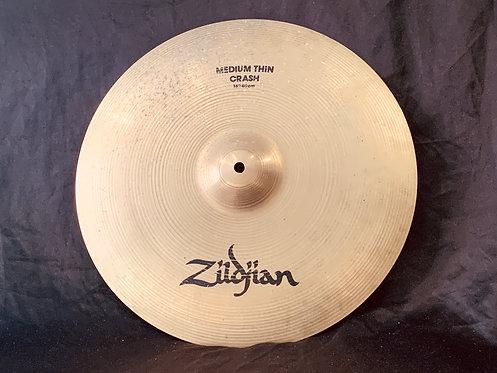 """Zildjian 16"""" Medium Thin Crash"""