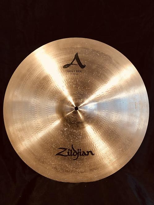 """Zildjian Avedis 21"""" Sweet Ride Regular"""