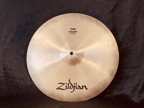 "Zildjian Avedis 16"" Thin Crash"