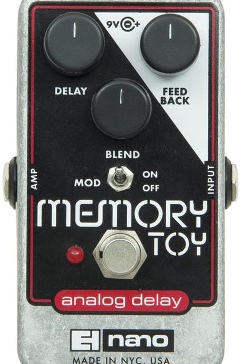 Electro-Harmonix Nano Memory Toy Analog Delay