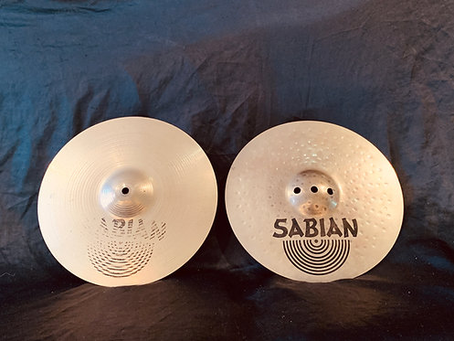 """Sabian AA 13"""" Fusion Hi-Hats"""