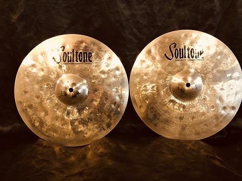 """Soultone 14"""" Hi-Hats"""