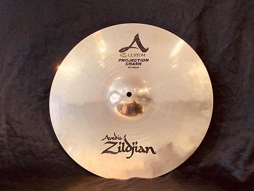 "Zildjian A Custom 16"" Projection Crash"