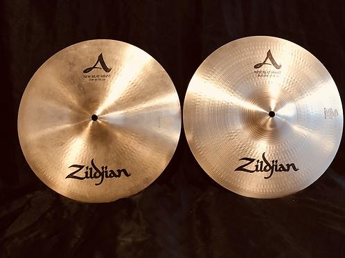 Zildjian Avedis New Beat Hi-Hats Regular