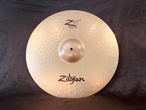 """Zildjian Z3 20"""" Medium-Heavy Ride"""