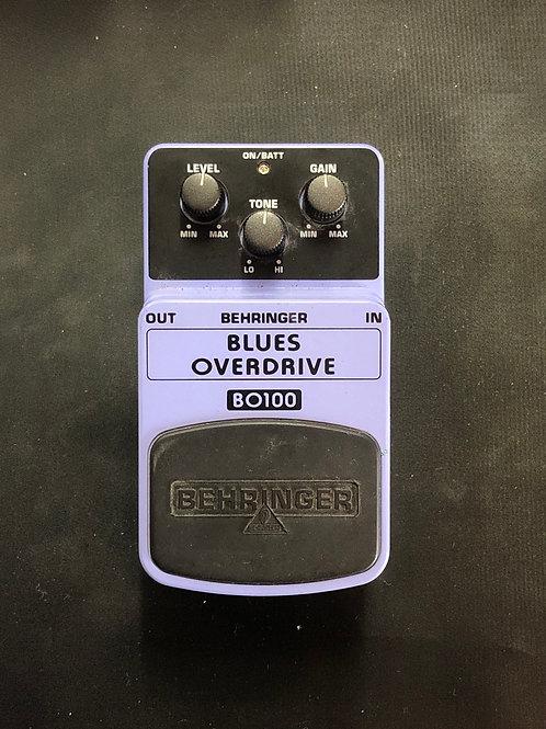 Behringer BO100 Blues Overdrive