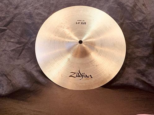 "Zildjian EFX #1 12"" Splash"