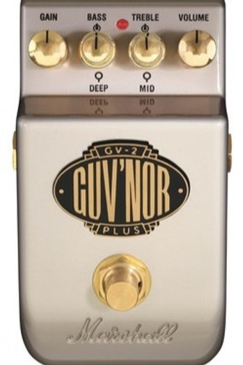 Marshall GV-2 Guv'nor Plus Drive