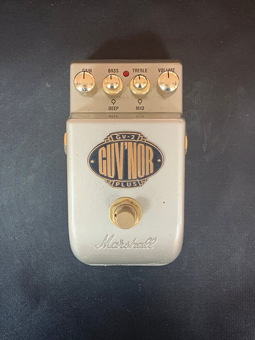Marshall GV-2 Guv'nor Plus Drive