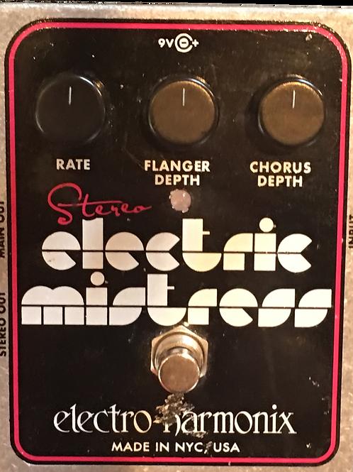 Electro-Harmonix Stereo Electric Mistress Modulation