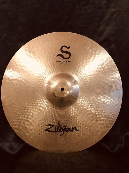 "Zildjian S Series 20"" Medium Ride"