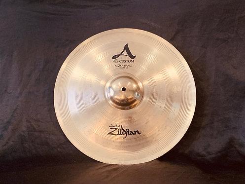 """Zildjian A Custom 18"""" Rezo Pang"""