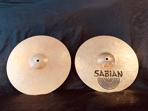 """Sabian AAX 14"""" Metal Hi-Hats"""