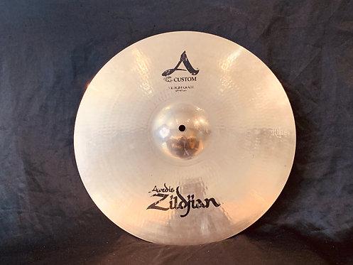 "Zildjian A Custom 17"" Medium Crash"