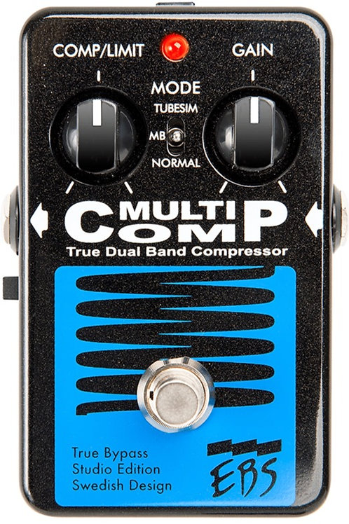 EBS Multi Comp True Dual Band Compressor