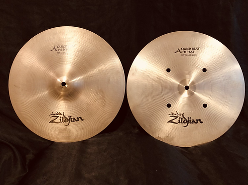 "Zildjian Avedis 14"" Quick Beat Hi-Hats Regular"