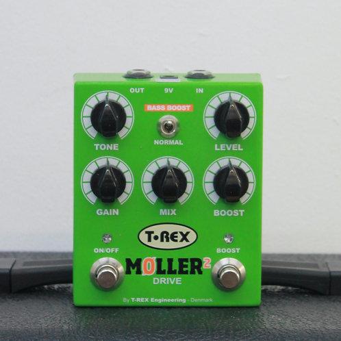T-Rex Moller 2 Booster & Overdrive