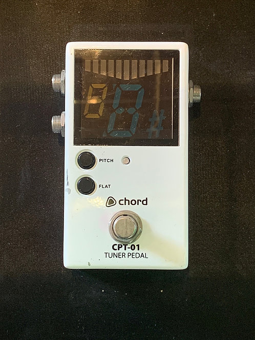Chord CPT-01 Tuner