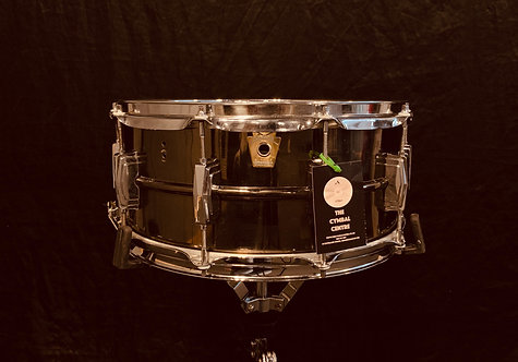 Ludwig Black Beauty 14 x 6 1/2 Snare Drum