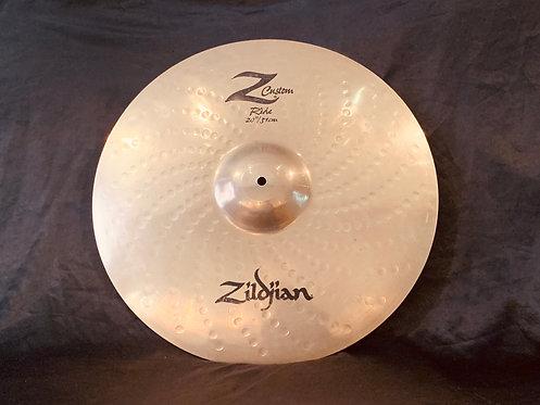 """Zildjian Z Custom 20"""" Ride"""
