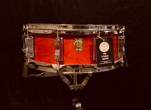 Ludwig Classic Maple Red Lacquer 14 x 5 Snare