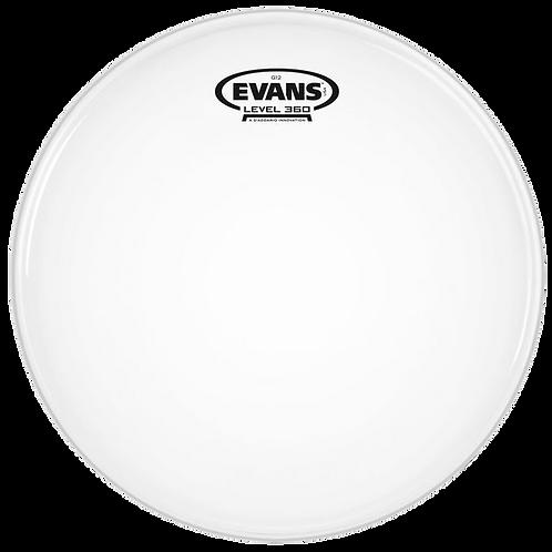 "Evans G12 Coated White B12G12 12"" Drum Head"