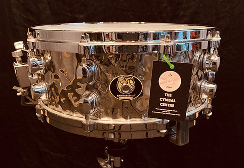 Mapex Black Panther Hammered Steel 14 x 5.5