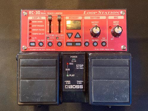 Boss RC-30 Dual Track Looper