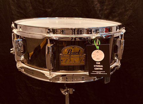 Pearl Chad Smith Steel Shell 14 x 5