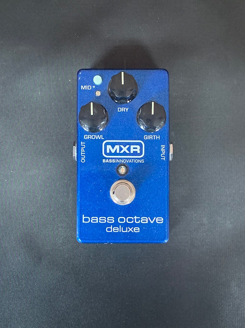 MXR Bass Innovations Bass Octave Deluxe