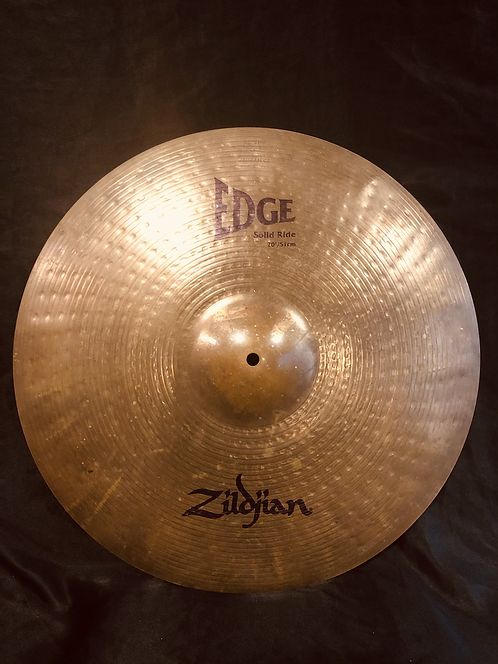 "Zildjian Edge 20"" Solid Ride"